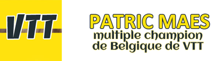 Site officiel de Patric Maes - enduros - école VTT - stages de vacances
